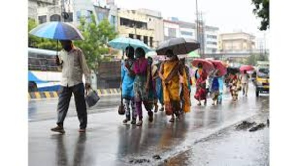 huge rain fall in ap next two days..