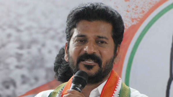 Revanth Reddy lashed out at the TRS govt on hundreds of crores fund to the new Secretariat