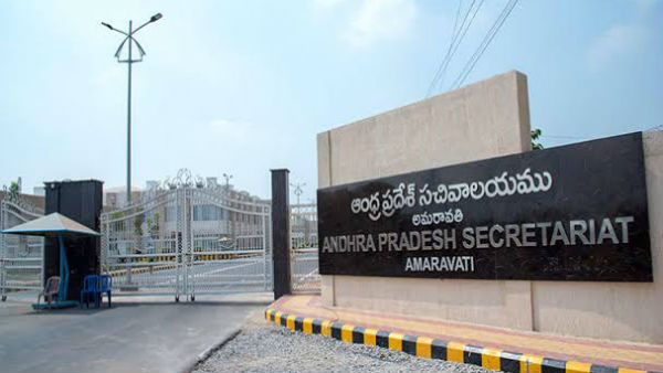Corona tension to AP secretariat employees ... 8 more new positive cases