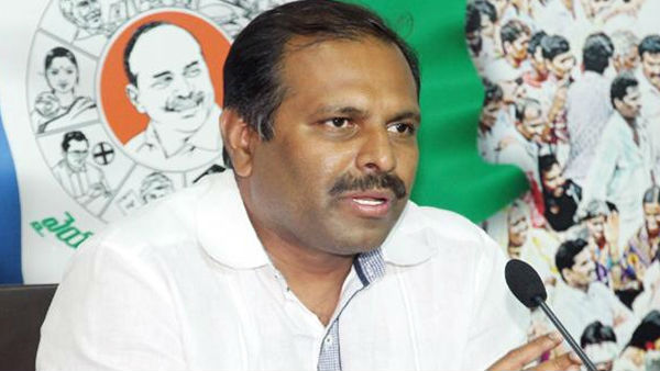 ysrcp leader srikanth reddy questions chandrababus silence over vijayawada fire accident