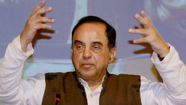 subramanian swamy opposed to conduct neet exam