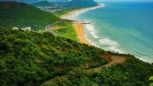 Visakhapatnam bags another record, stands in top ten Rich cities
