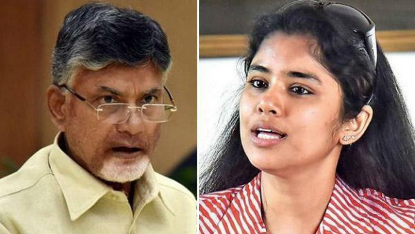Amid Supreme Court Ruling On Daughters Rights Sanchaita Comments On Chandrababu