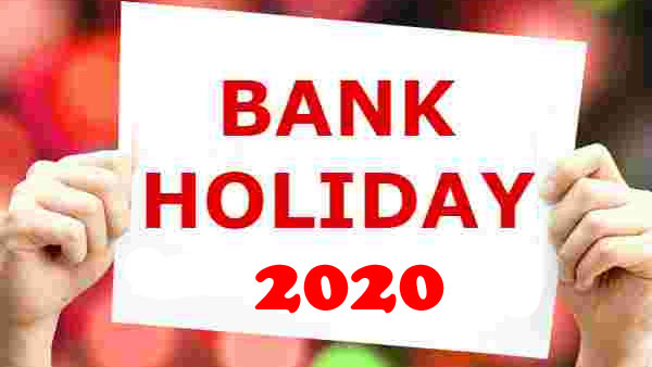 bank holidays 2020 august check full list