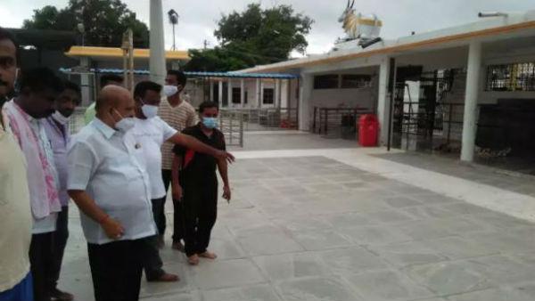 మరో ఘోరం: మాండ్యా ఆలయంలో ముగ్గురు అర్చకుల దారుణ హత్య, హుండీల దోపిడీ