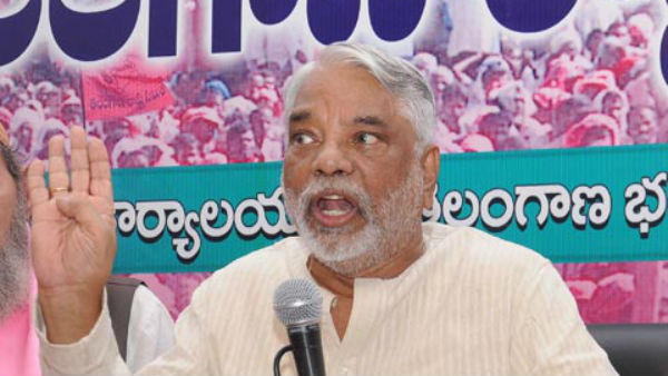 TRS will abstain from voting during Rajya Sabha Deputy Chairman election: MP K Keshava Rao