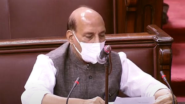 China says one thing, does the opposite, it disturbs status quo: Rajnath Singh in Rajya Sabha