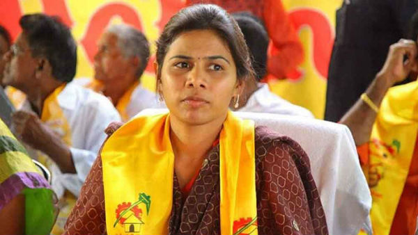 cid notices to former minister bhuma akhila priaya over her comments on ycp mla