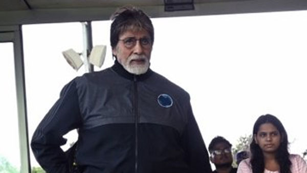 Telangana: Kukatpally Court has put a stay on the release of Amitabh Bachchans movie Jhund