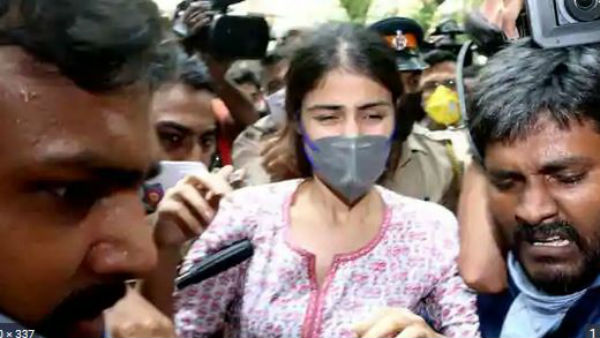 rhea chakraborty arrested by ncb in sushant case, taken for medical test