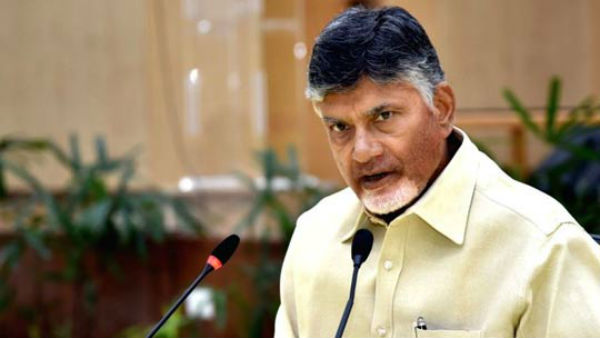 chandrababu naidu on tirumala declaration issue