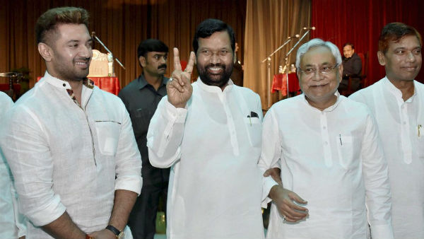 Key decision to be taken by LJP Chief Chirag paswan, likely to contest alone in upcoming Bihar polls