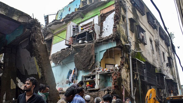 Bhiwandi Building Collapse: Death Toll Rises to 33 Rescue Ops Underway 48 Hrs After Incident