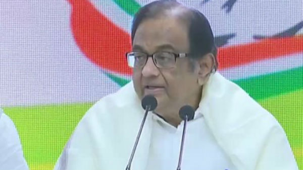 I Have To Say The Same Thing: P Chidambaram Shares PMs 2013 Tweet
