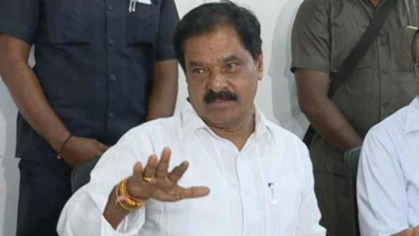 deputy cm narayana swamy alleged 80 percent of tdp leaders in illegal liquor business