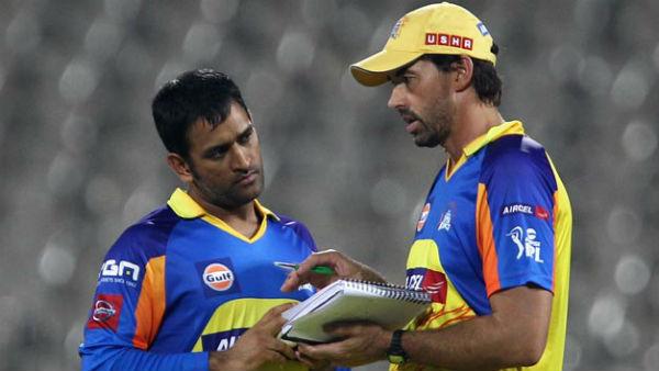 IPL 2020: ధోనీని విమర్శిస్తున్న వేళ...  కోచ్ స్టీఫెన్ ఫ్లెమింగ్ ఏమన్నారంటే..?