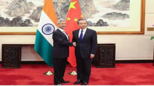 crucial meeting between Jaishankar and his Chinese counterpart Wang Yi has ends