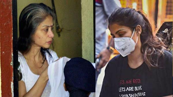 SSR Case: బైకుల్లాలో బాలీవుడ్ నటి రియా చక్రవర్తి, సుశాంత్ మిస్, నేడు ఇంద్ర+రాణి= ఇంద్రాణి ఫ్రెండ్?!