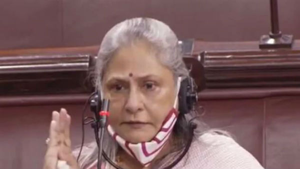 Shame that an MP, part of Bollywood, spoke against it: Jaya Bachchan
