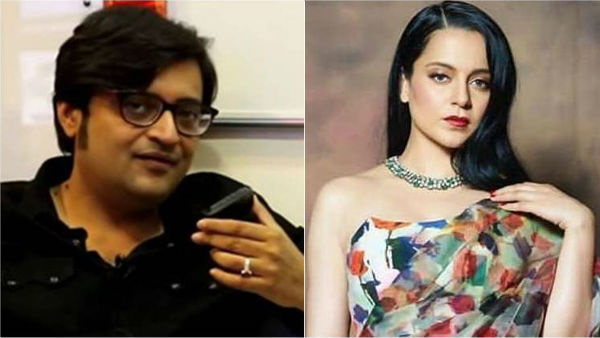 Arnab Goswami, Kangana Ranaut face privilege motions in both Maharashtra Houses
