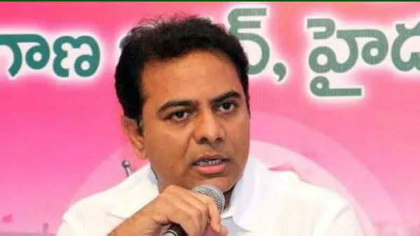 minister ktr to be inaugurate durgam cheruvu cable bridge on sep 19th