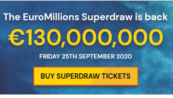 EuroMillions is offering a 11.2 billion INR lottery jackpot and you can totally win it from India