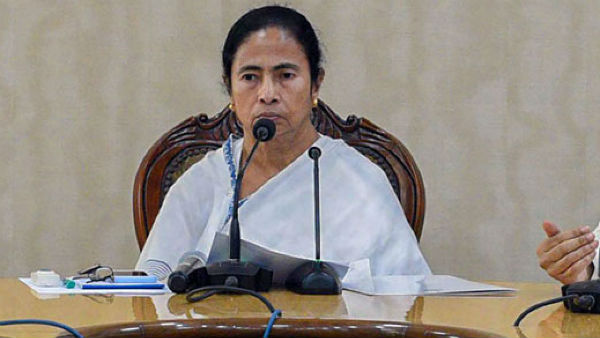 BJP leader says will hug Mamata Banerjee if infected with Covid, complaint filed