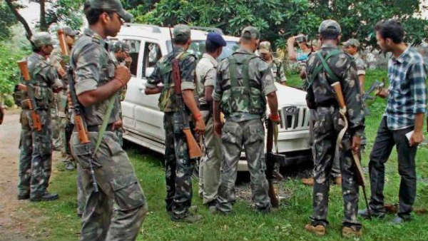 Counter Attacks in Telangana and Chhattisgarh Border: two maoists killed