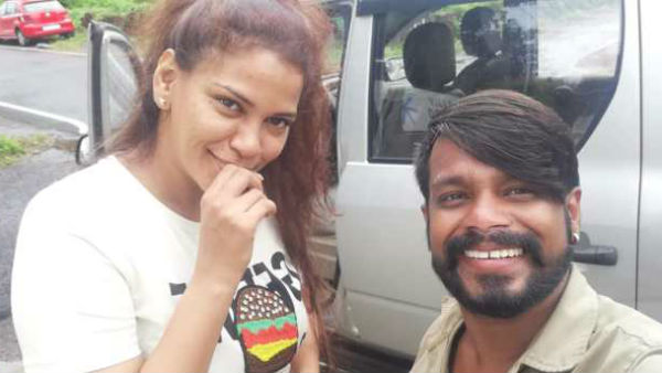 a hyderabadi cab driver alleges actress mumaith khan cheated him