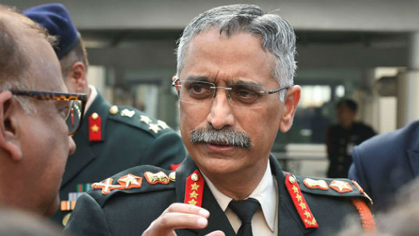 Situation at LAC tense: Army chief Naravane