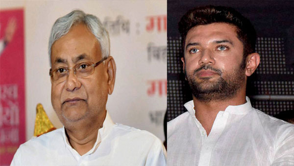 Chirag Paswan takes out full-page ads, NDA leaders see it as an attack on Nitish Kumar