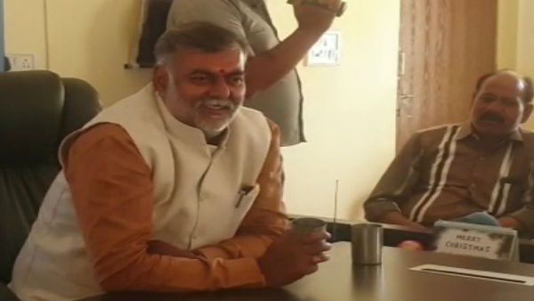 Union minister Prahlad Singh Patel tests positive for Covid-19