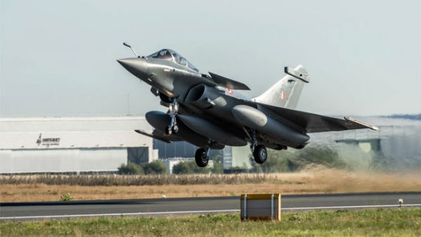 FACT CHECK No Rafale jet has crashed near Ambala airbase