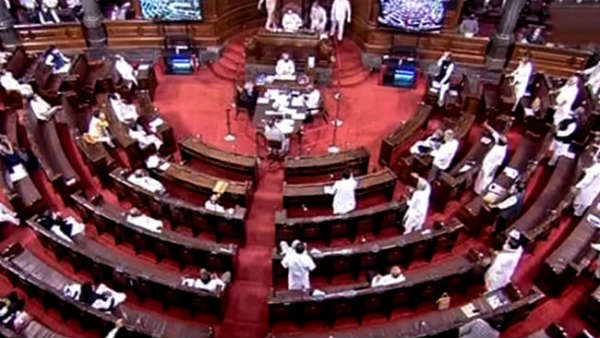 Rajya Sabha Passes Three Bill on Labour Laws and Adjourned Sine Die-opposition to meet President over farm bills