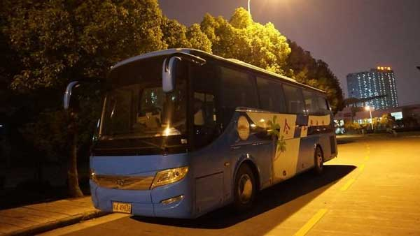 private bus services starts from andhra pradesh to hyderabad with unlock 4.0