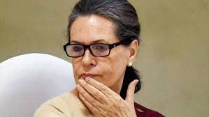Sonia Gandhi went abroad for health check-up with son Rahul gandhi