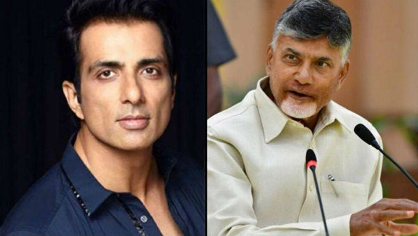 TDP Chief Chandrababu congratulate to actor Sonu Sood for being honoured with UNDP award