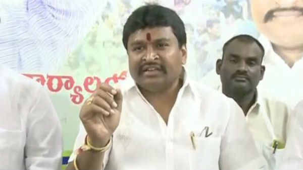 antarvedi chariot should be ready for february:ap minister vellampalli