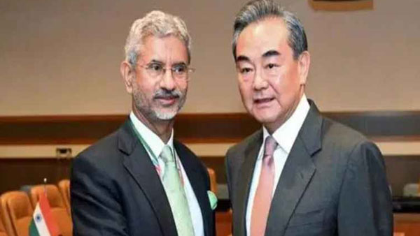 Chinese foreign minister Wang Yi to attend a meeting with Union minister S Jaishankar