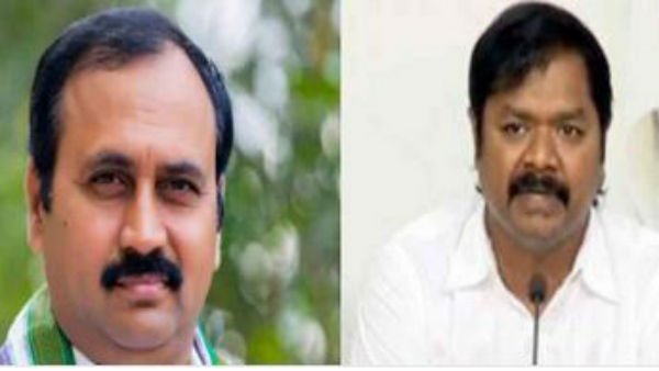 corona creating tension to the ruling party in AP .. two MLAs tested positive
