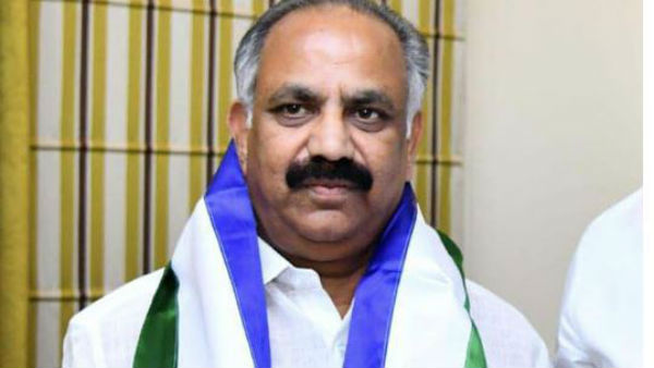 VMRDA chairman and ysrcp leader Dronamraju Srinivas Passed Away.