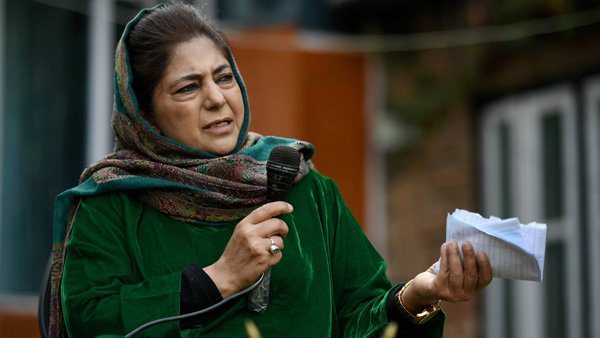 Hurt Sentiments: Three Leaders Quit Mehbooba Muftis Party Over Her Remarks