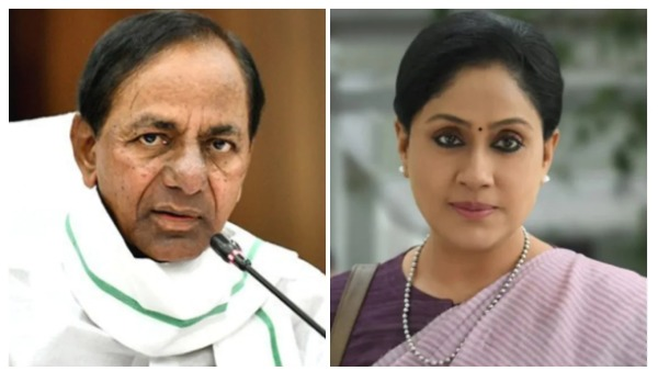 congress-leader-vijayashanthi-slams-kcr-govt-on-dharani-portal-issues