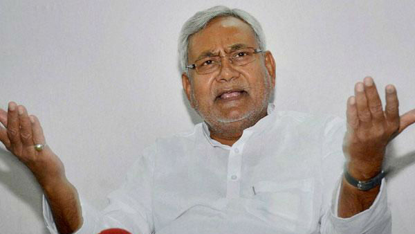 Will give momentum to growth in Bihar, if voted to power:Nitish Kumar