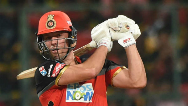 IPL 2020:RCB will bounce back comments AB De villiers ahead of CSK match