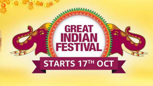 Amazon Great Indian Festival sale 2020:Know the huge offers and discounts in this festive season