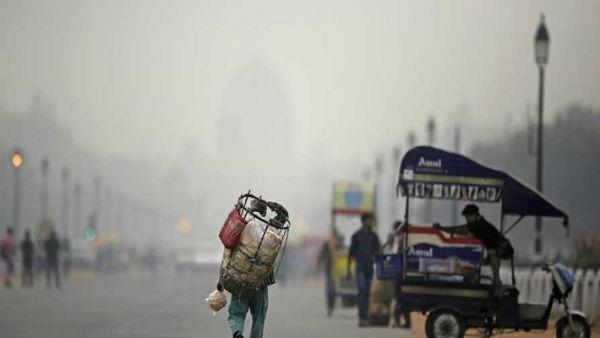 ఢిల్లీలో రికార్డు స్థాయిలో కనిష్ట ఉష్ణోగ్రత... గత 26 ఏళ్లలో ఇదే మొదటిసారి...