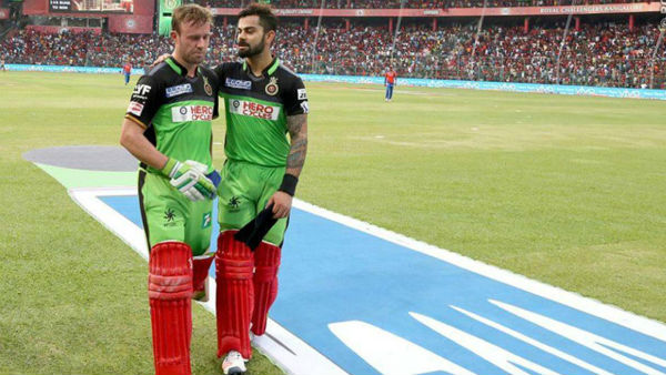 IPL 2020:RCB promotes Go Green capaign, to wear Green jersey with the match against CSK