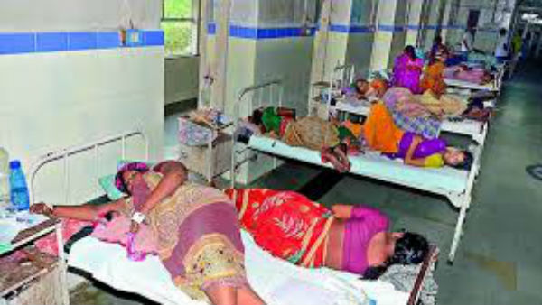 ap government warns action against private empanelled hospitals troubling employees