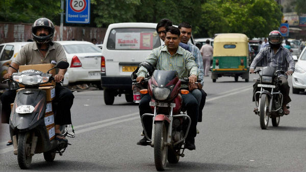 Riding without helmet will now lead to 3-month suspension of driving license in Karnataka